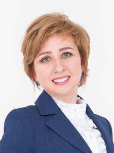 Антонина Гецман