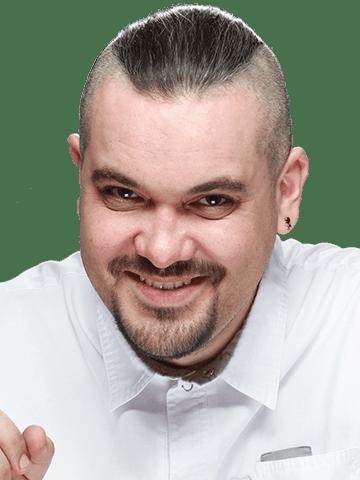 Лектор Андрей Афанютин